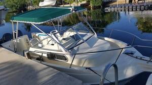 Used Aquasport 245 Walkaround Fishing Boat For Sale
