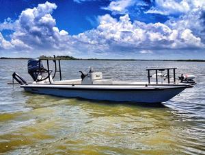 New Maverick Mirage 17 HPX Tunnel Skiff Boat For Sale