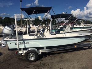 New Outcast Skiffs Center Console Fishing Boat For Sale