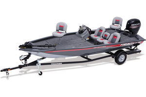 New Tracker Pro Team 190 TX Bass Boat For Sale