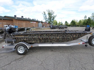 Used Excel Boats 1860 SWV86OPF Jon Boat For Sale