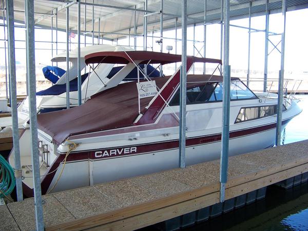 Used Carver SANTEGO Motor Yacht For Sale