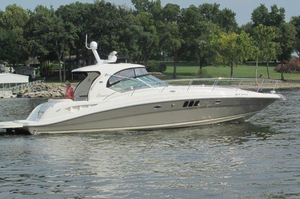 Used Sea Ray 44 Sundancer Motor Yacht For Sale