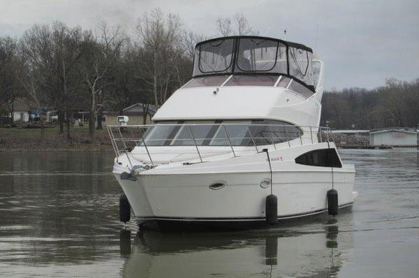 Used Carver Yachts 38 SS Motor Yacht For Sale