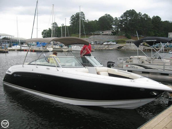 Used Cobalt 276 Bowrider Boat For Sale