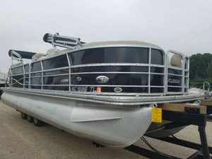 Used Xcursion X-23RF Pontoon Boat For Sale