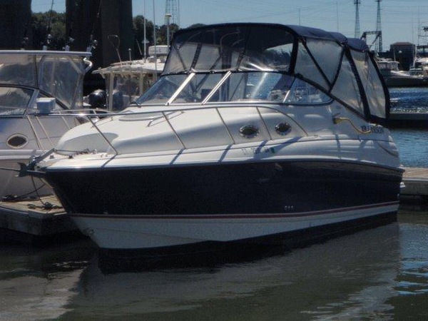 Used Larson Cabrio 240 Cuddy Cabin Boat For Sale