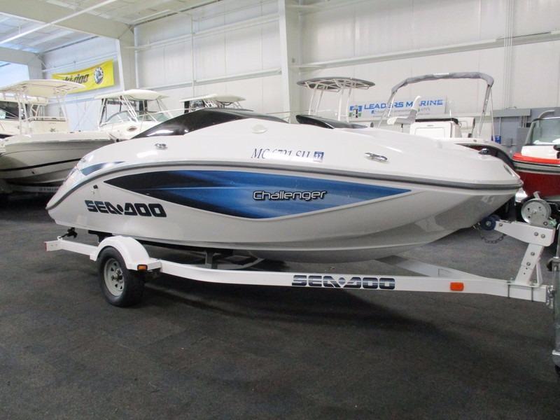 2005 used sea doo 180 challenger jet boat for sale 11 999 kalamazoo mi. Black Bedroom Furniture Sets. Home Design Ideas