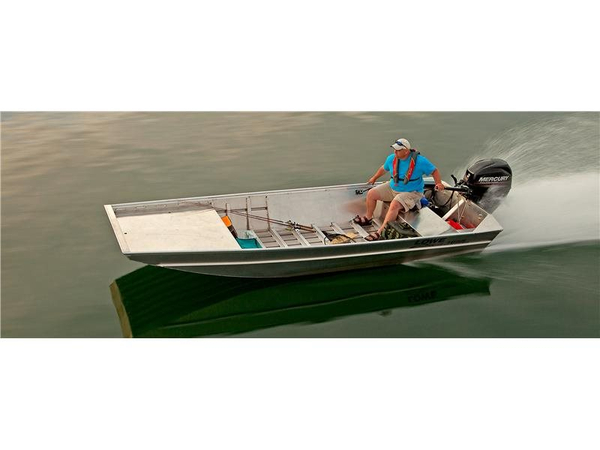 New Lowe Roughneck 1655 SW Jon Boat For Sale