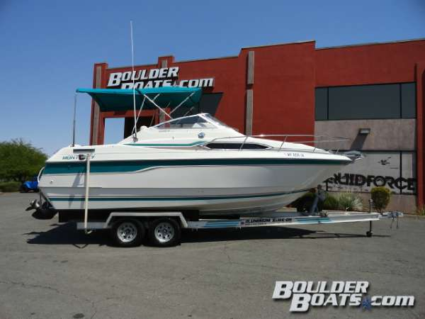 Used Monterey 246 sel Cruiser Boat For Sale