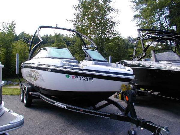 Used Supra 21v Bowrider Boat For Sale