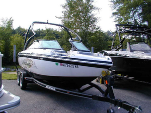 Used Supra 21v Bowrider Boat For Sale