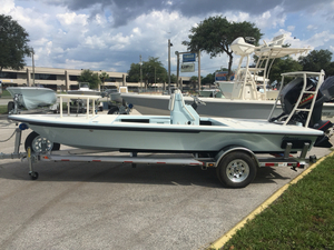New Maverick 18 Mirage HPX Flats Fishing Boat For Sale