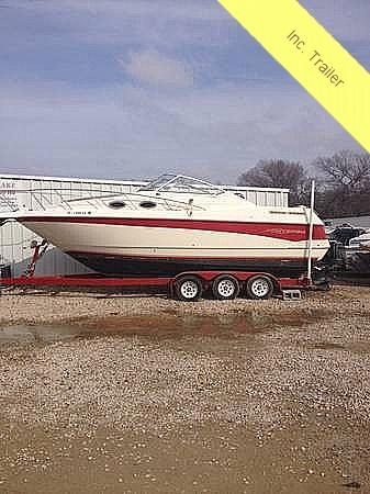 Used Monterey 27 Express Cruiser Boat For Sale