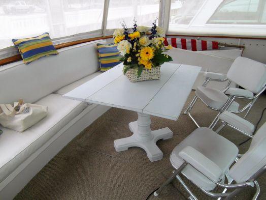 Used Bertram Cockpit Motor Yacht Motor Yacht For Sale