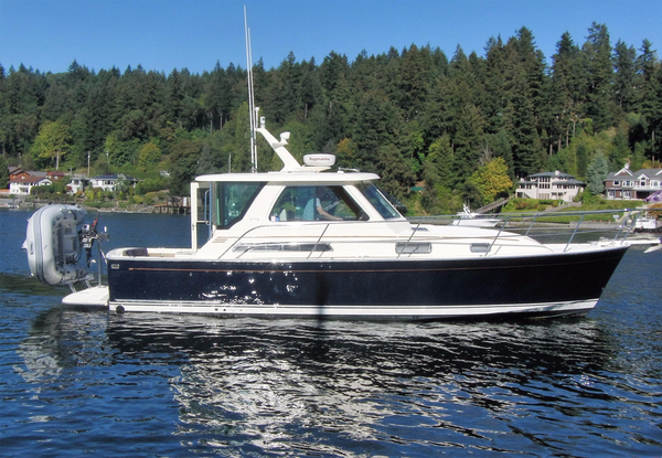 Used Sabre 34 Express Downeast Fishing Boat For Sale