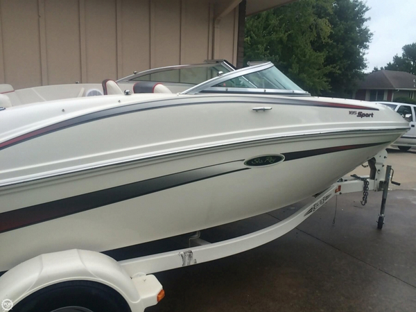 Used Sea Ray Sport 185 Bowrider Boat For Sale