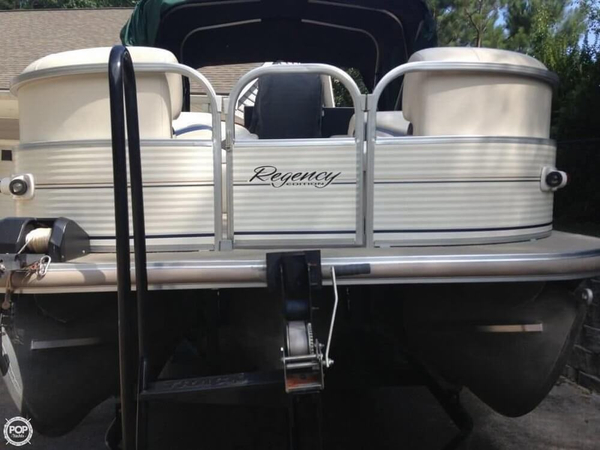 Used Sun Tracker Party Barge 25 XP3 Regency Edition Pontoon Boat For Sale