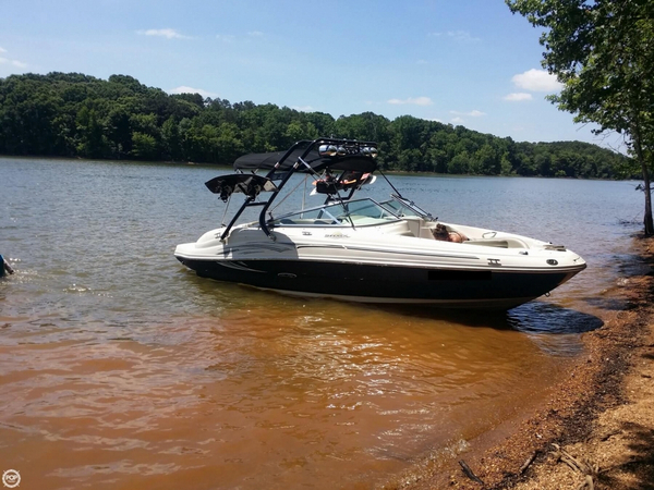 Used Sea Ray SD 200 Deck Boat For Sale