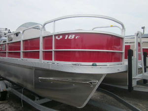New Suncatcher V 18F Pontoon Boat For Sale