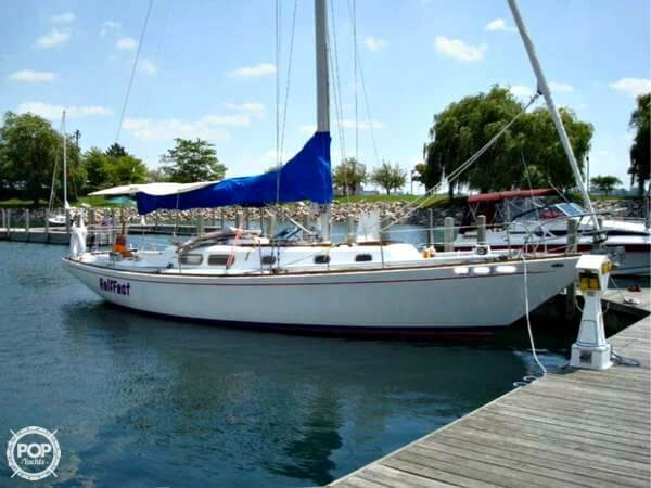 Used Morgan 42 MK II Racer and Cruiser Sailboat For Sale