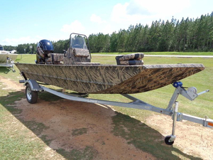 New Lowe Boats Roughneck 1860 CC Jon Boat For Sale