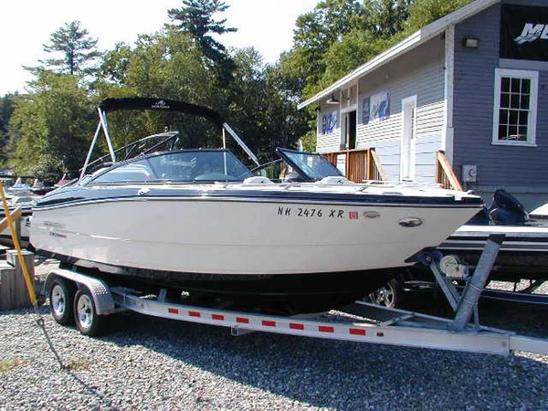 Used Monterey 235 SS Bowrider Boat For Sale