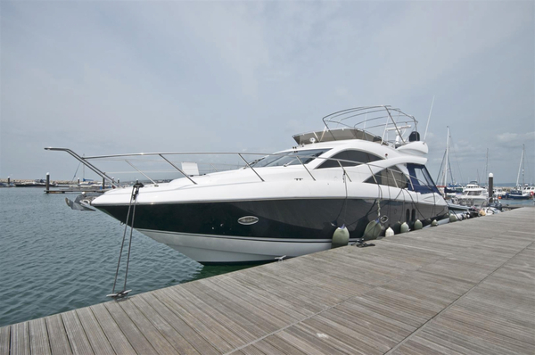 Used Sunseeker Manhattan 50 Motor Yacht For Sale