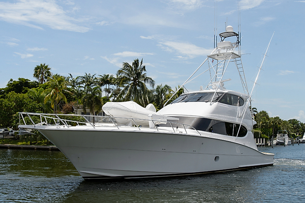 Used Hatteras Eb Sportfish Sports Fishing Boat For Sale