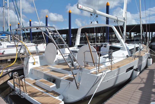New Beneteau Oceanis 45 Cruiser Sailboat For Sale