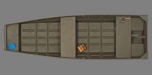 New Triton Boats 1436 Jon Boat For Sale