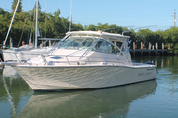 Used Grady White Express 360 Cruiser Boat For Sale