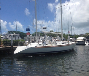 Used Frers Dawn Ketch Sailboat For Sale