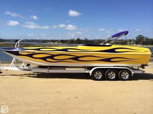 Used Fusion 28 Offshore High Performance Boat For Sale