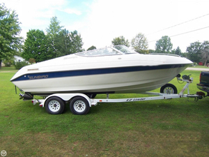 Used Sunbird 220 Cuddy SL Cruiser Boat For Sale