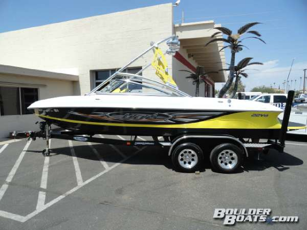 Used Tige 22Vé Ski and Wakeboard Boat For Sale