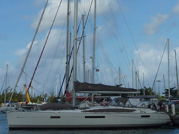 Used Jeanneau 53 Cruiser Sailboat For Sale