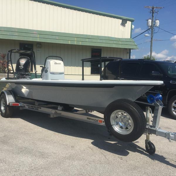 New Maverick Mirage 18 HPX-V Flats Fishing Boat For Sale