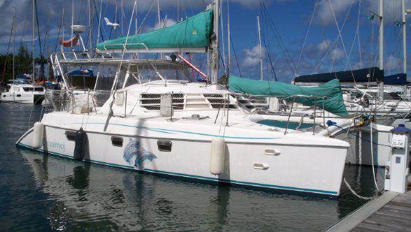 Used Manta 42 Mkiv Catamaran Sailboat For Sale