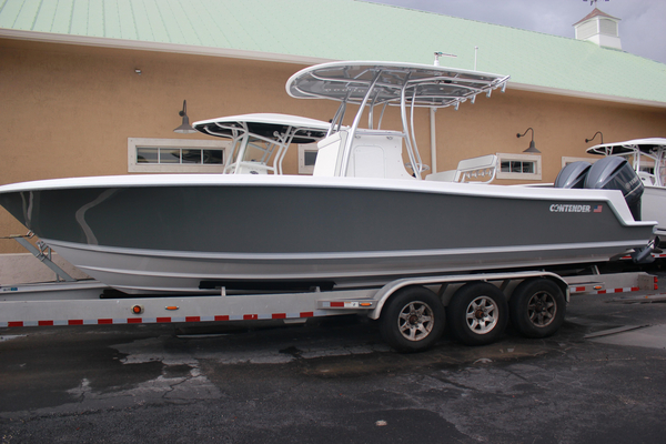 New Contender Sport Center Console Fishing Boat For Sale