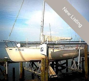 Used Beneteau First Class 8 Sloop Sailboat For Sale