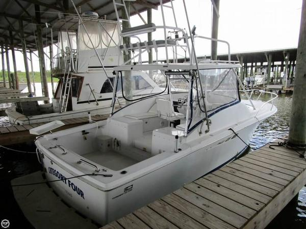 Used Luhrs 290 Open Sportfisher Sports Fishing Boat For Sale