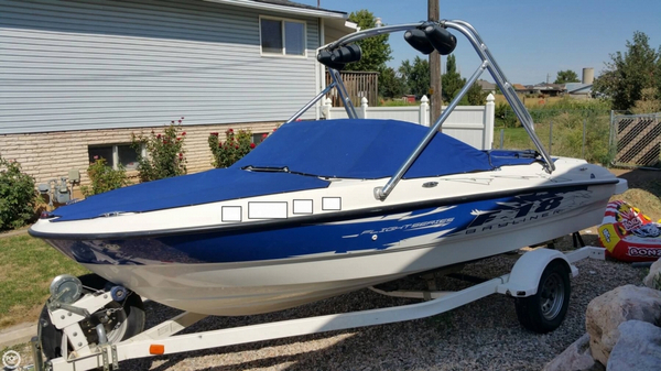 Used Bayliner F-18 Flight Series Bowrider Boat For Sale