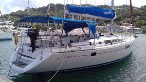 Used Jeanneau Sun Odyssey 44I Owner Version Sloop Sailboat For Sale