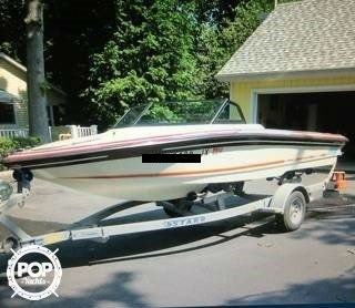 Used Supra Comp TCM Ski and Wakeboard Boat For Sale
