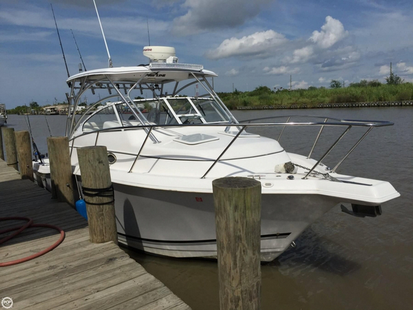 Used Pro-Line 32 Express Walkaround Fishing Boat For Sale