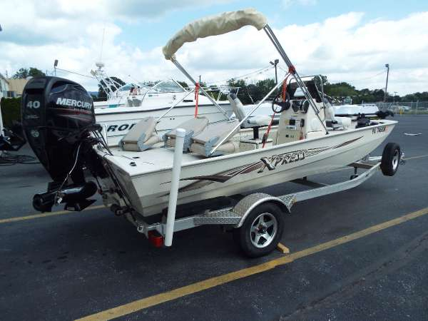 Used Xpress XP170 Jet Boat For Sale