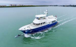 Used Sea Spirit 60 Sea Spirit Trawler Boat For Sale