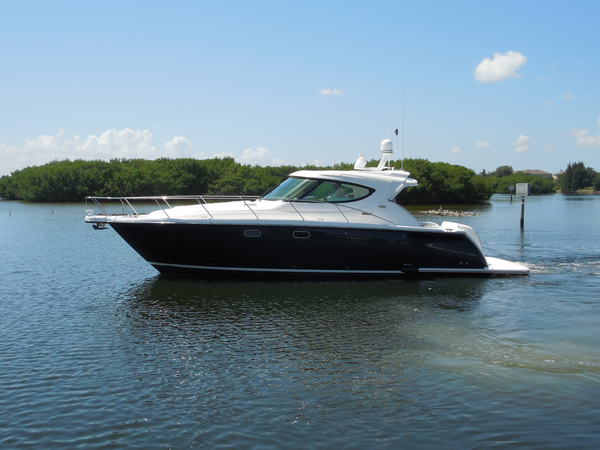 Used Tiara 45 Sovran Express Cruiser Boat For Sale