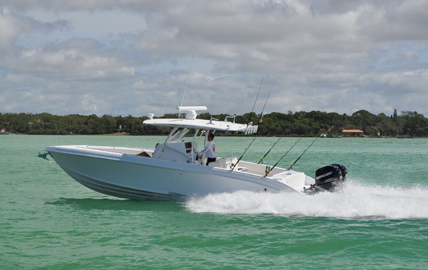 New Statement 35 Fast Fish Center Console Fishing Boat For Sale